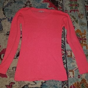 Small Gap Bright Pink Soft Sweater
